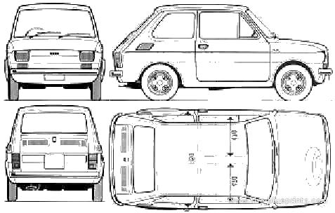 Fiat 126 (1976)