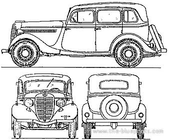 GAZ 11-73