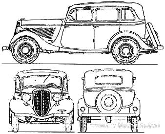 GAZ-M1 Emka