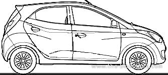 Hyundai Eon (2011)