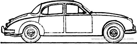 Jaguar MK 2 (1963)