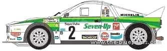 Lancia 037 WRC (1986)