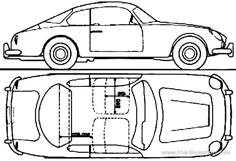 Lancia Flaminia 2500 Sport Zagato (1959)