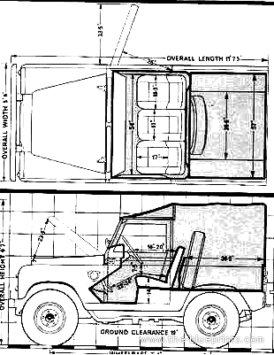 Land Rover 88 SWB (1973)