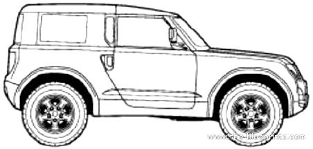Land Rover DC100 (2013)