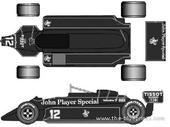 Lotus 87B F1 GP (1982)