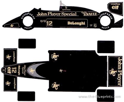 Lotus 98T F1 GP