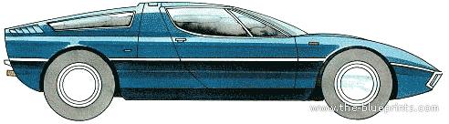 Maserati Bora (1975)