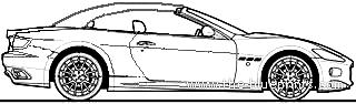 Maserati GranCabrio 4.7 V8 (2010)