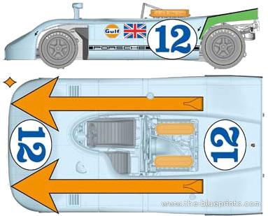 Porsche 908-03 (1970)
