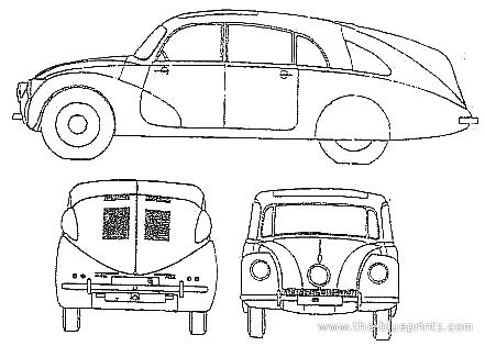 Tatra_t_87_staff_car