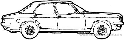 Vauxhall VX490 (1973)