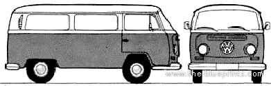Volkswagen Typ 2a (1971)