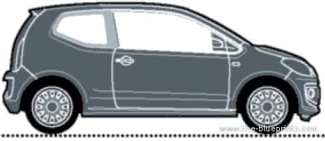 Volkswagen Up! 3-Door