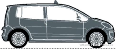 Volkswagen Up! Taxi