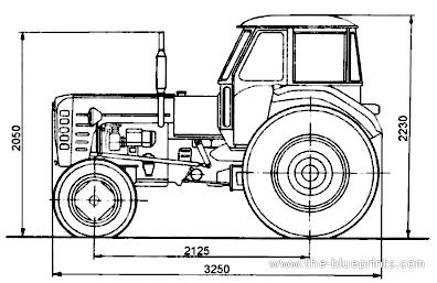Ursus C-4011 (1965)