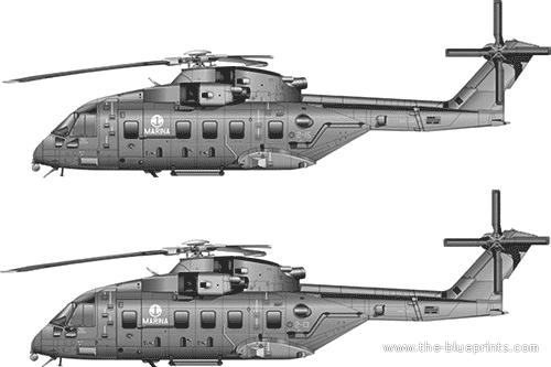AgustaWestland AW101 TTI