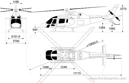 AgustaWestland AW119 Koala