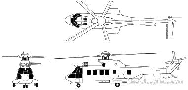 Eurocopter EC225LP Cougar