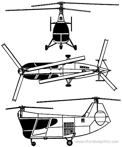 McCulloch YH-30 MC-4