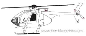 Hughes MD-500E (Breda Nardi)