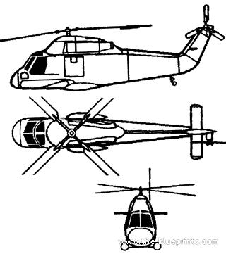 Kaman UH-2C Seasprite