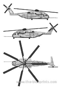 Sikorsky CH-53E Sea Stalion