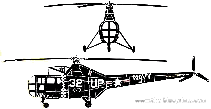 Sikorsky S-51 HO-3S
