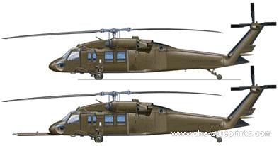 Sikorsky UH-60 Blachawk