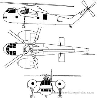 Sikorsky CH-37C Mojave