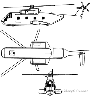 Sikorsky CH-3E Seaking