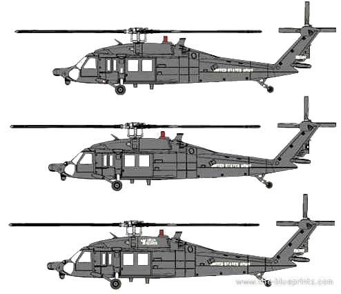 Sikorsky MH-60L Pavehawk