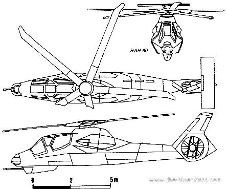 Sikorsky RAH-66 Comanche
