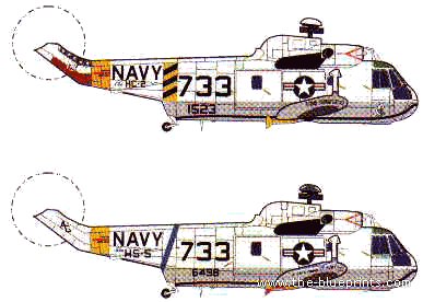 Sikorsky SH-3H Sea King