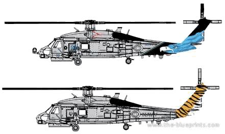 Sikorsky SH-60B Seahawk