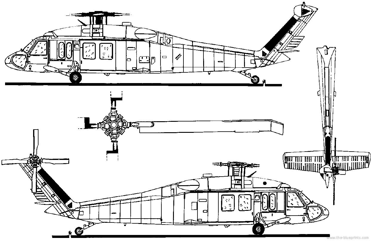 Uh 60 Black Hawk Diagram Com