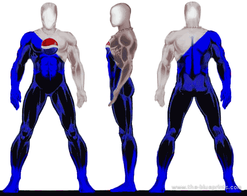 Pepsi-Man