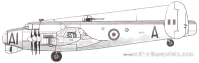 Avro Shackleton MR.1