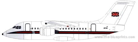 BAe 146-CC2