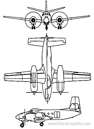 Beechcraft T-36A