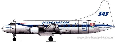 Convair CV-440