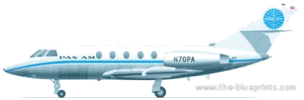 Dassault Falcon 20