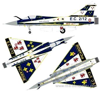 Dassault Mirage C (2000)