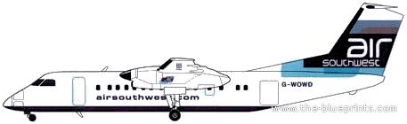 de Havilland Canada DHC-8 Dash 8-300