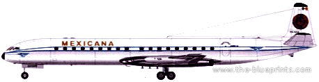 de Havilland DH-106 Comet 4C