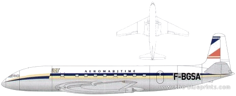 De Havilland DH-106 Comet