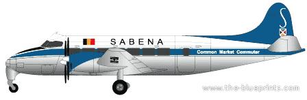 de Havilland DH-114 Heron