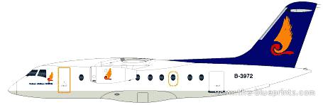 Dornier 328 Jet
