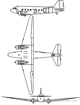Douglas AC-47D Spooky [Puff the Magic Dragon]