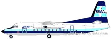 Fokker F-27-200